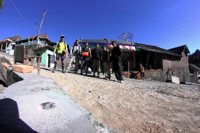 Dari desa wekas menjadi awal menuju puncak merbabu (dok.pri)