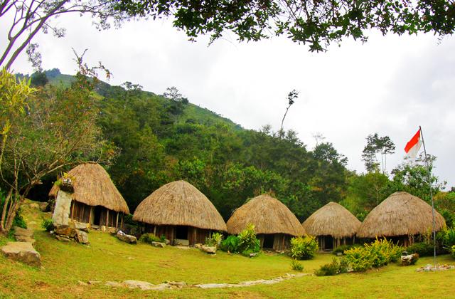 77 Gambar Rumah Adat Orang Timor Gratis