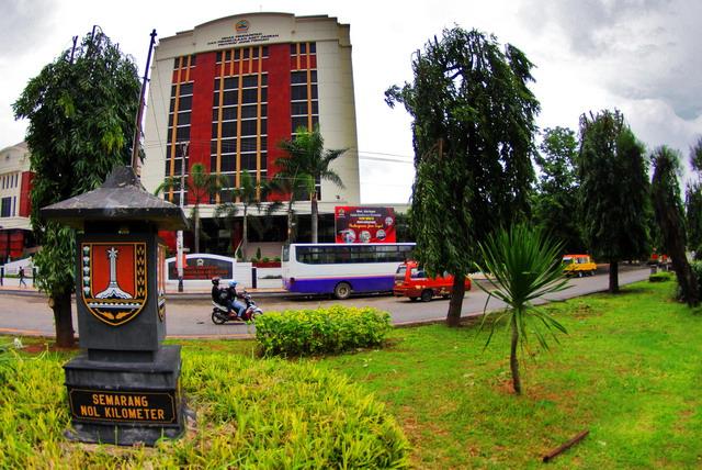 Titik 0Km Semarang
