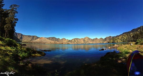 Tanah impian para pendaki, yang ingin bermimpi ditempat ini (dok.pri,  foto oleh Andi P).