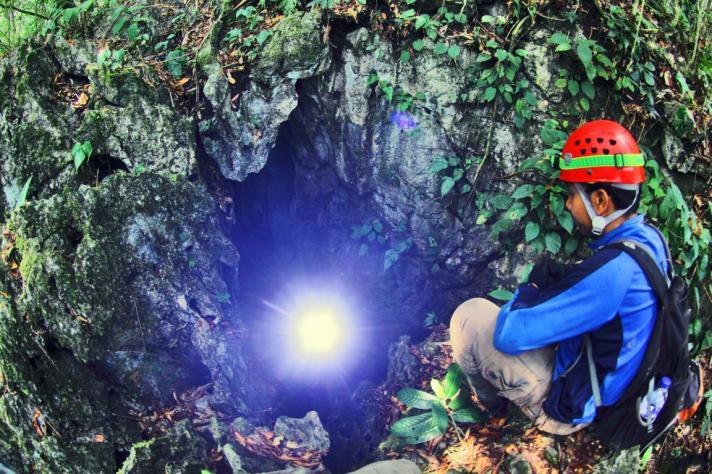 ketaping lorong gua batu nyedeng